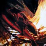 """Fish Fire"" - $1,000"